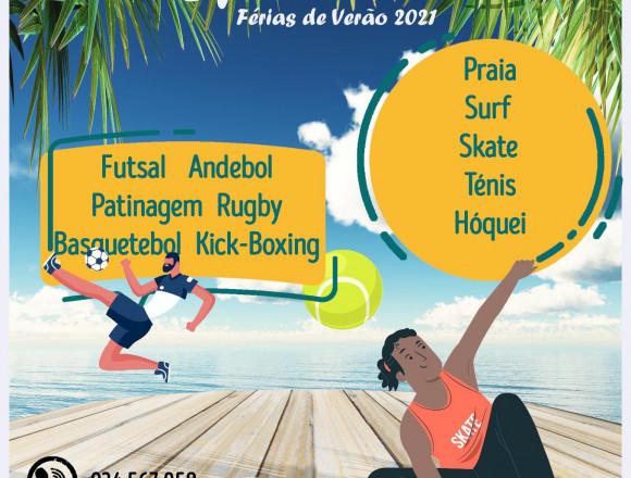 Akademia Desportiva – Férias de Verão 2021