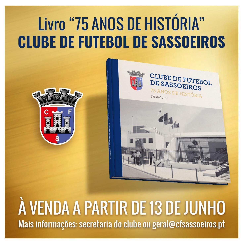 """""""75 Anos de História"""" – Lançamento de Livro"""